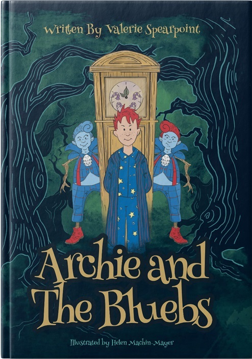 archie and the bluebs